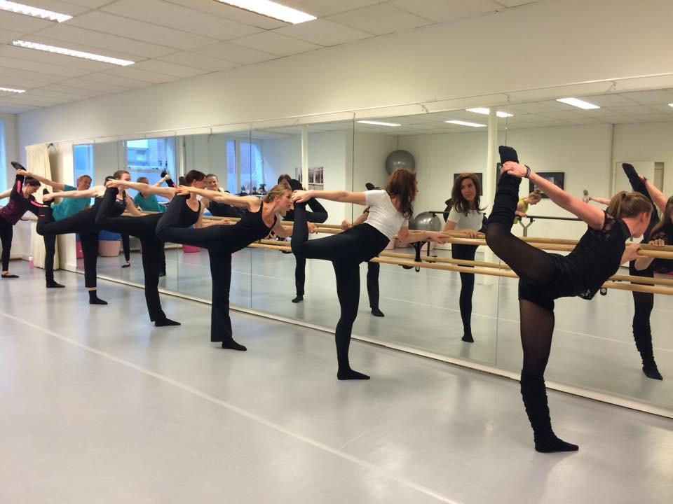 Nieuw: de balletfitness walk-in!